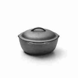 Angle View of Crock Pot