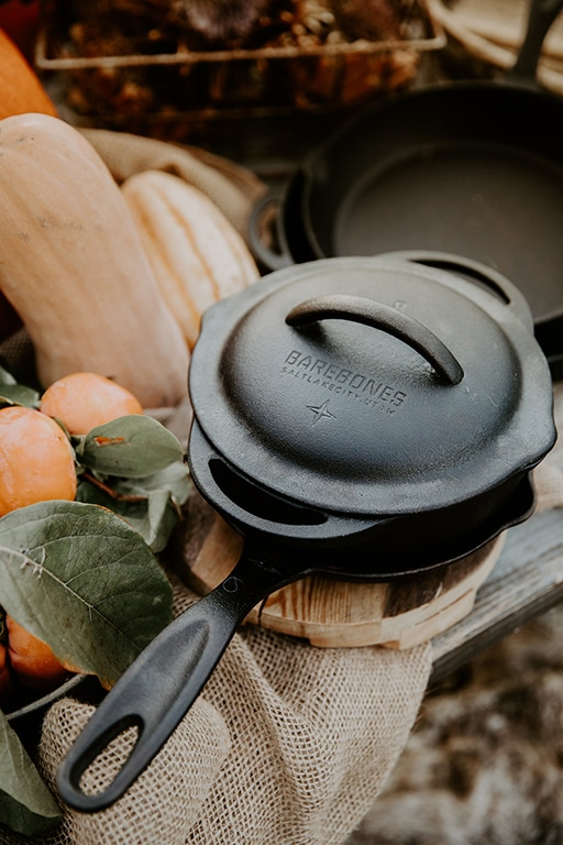 Crock Pot on table