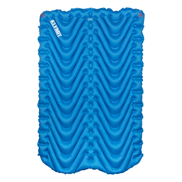 Self inflatable double sleeping mat 2