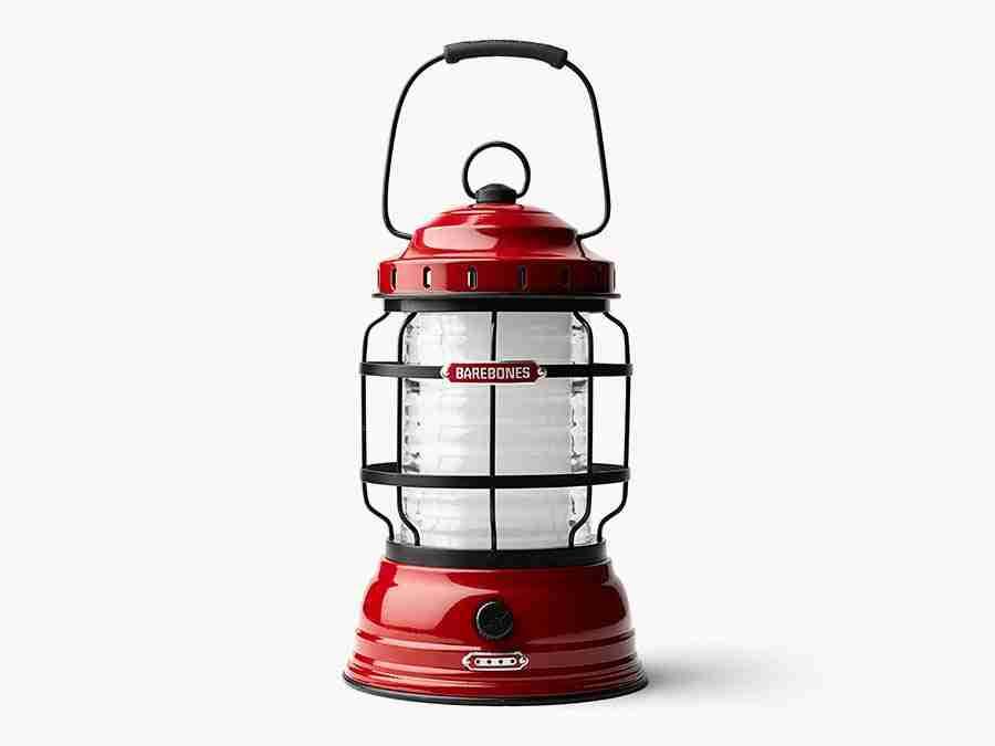 Forest Lantern Red - Barebones