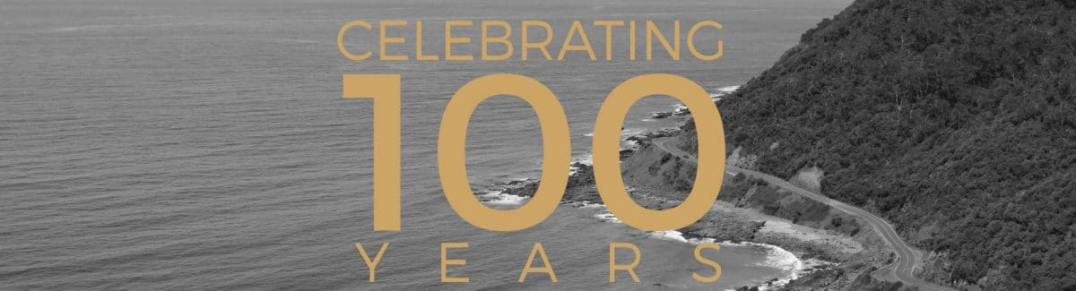 Celebrating 100 Years of the Great Ocean Road