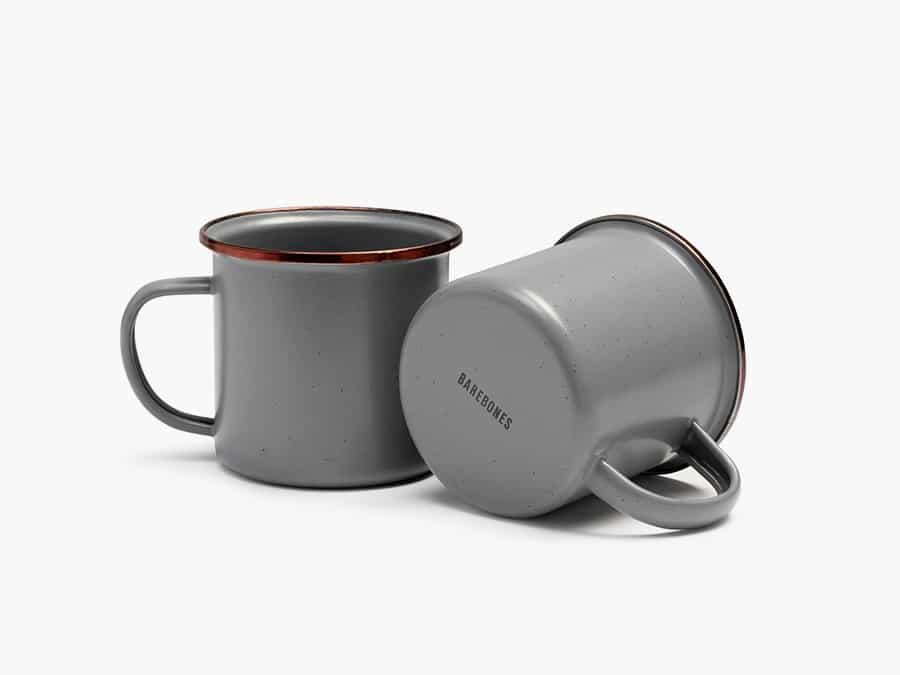 Enamel Mugs