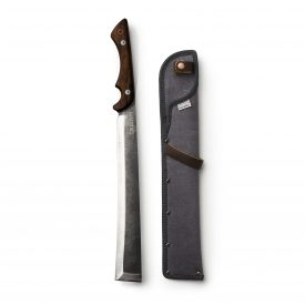 Japanese Nata Tool beside sheath