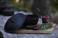 Large Camping Crock Pot meal prep
