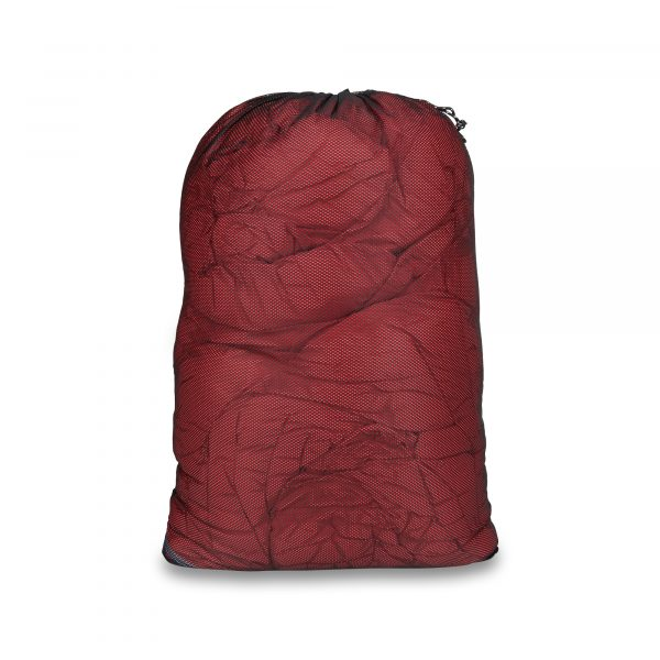 -7˚Celsius Hiking Sleeping Bag squashed in pack