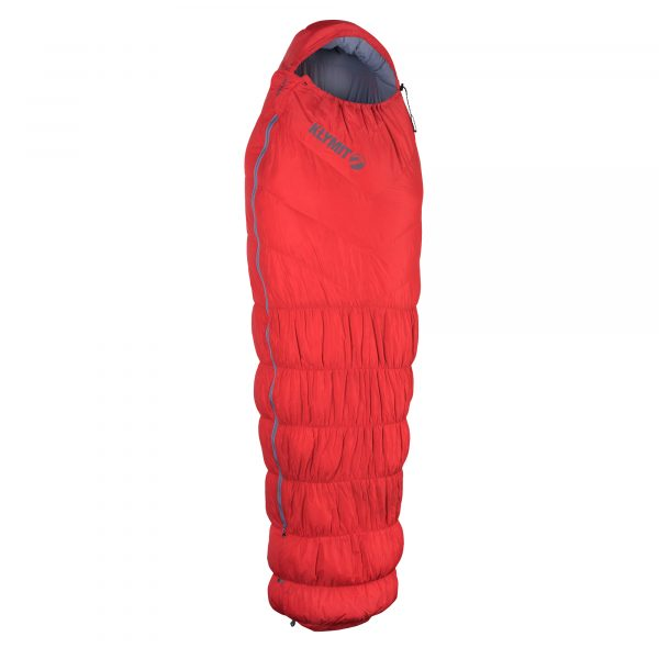 -7˚Celsius Hiking Sleeping Bag rolled out