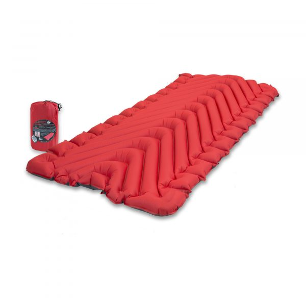 Extra Large Sleeping Pad for Camping angle view