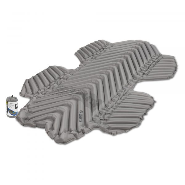 Hammock Sleeping Pad with bag angle view