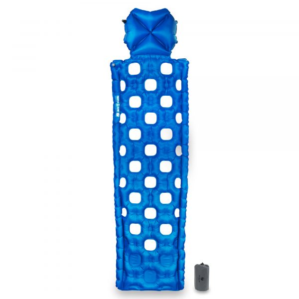 Lightweight Sleeping Pad with Pillow (3)