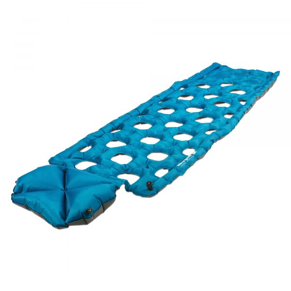 Lightweight Sleeping Pad with Pillow angle view