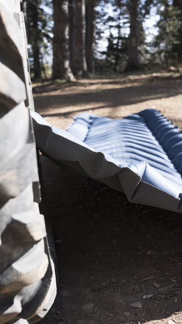 Super Heavy Duty Sleeping Pad rolled out