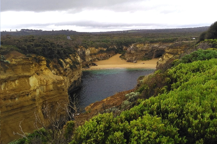 Loch Argh Port Campbell National Park