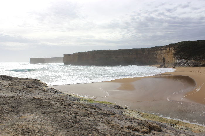 Sherbrook River Mouth Port Campbell National Park
