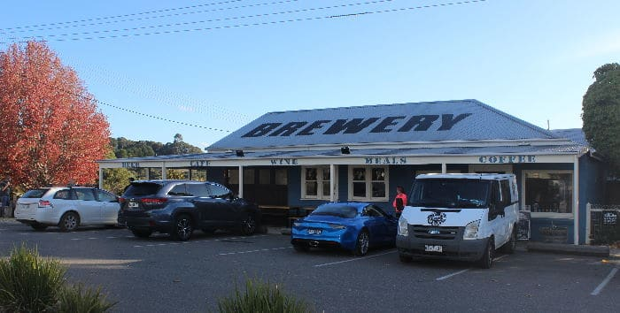 Forrest Brewery