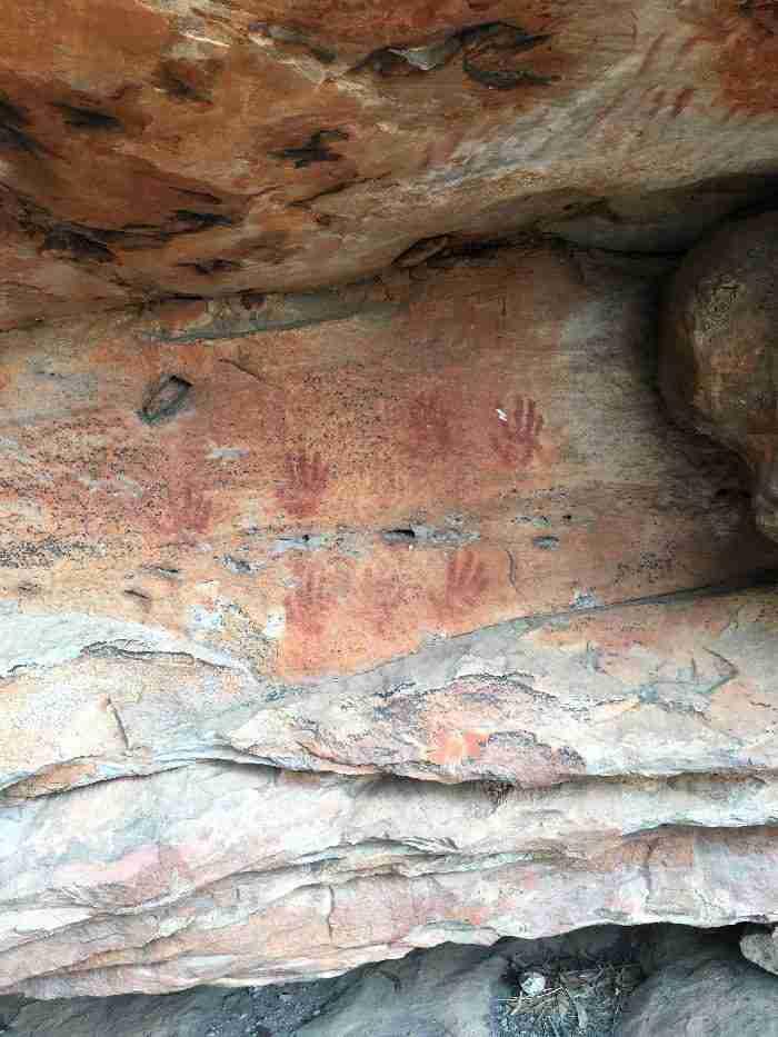 Gulgurn Manja Shelter Cave Art