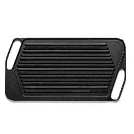Cast Iron Griddle for Camping