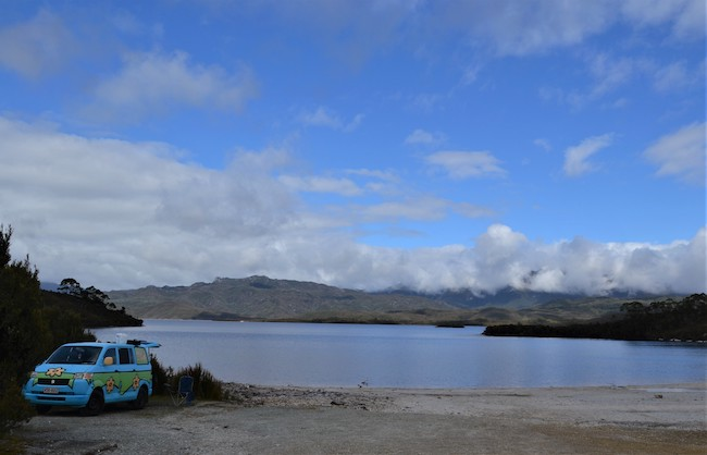 Teds Beach Camping Area