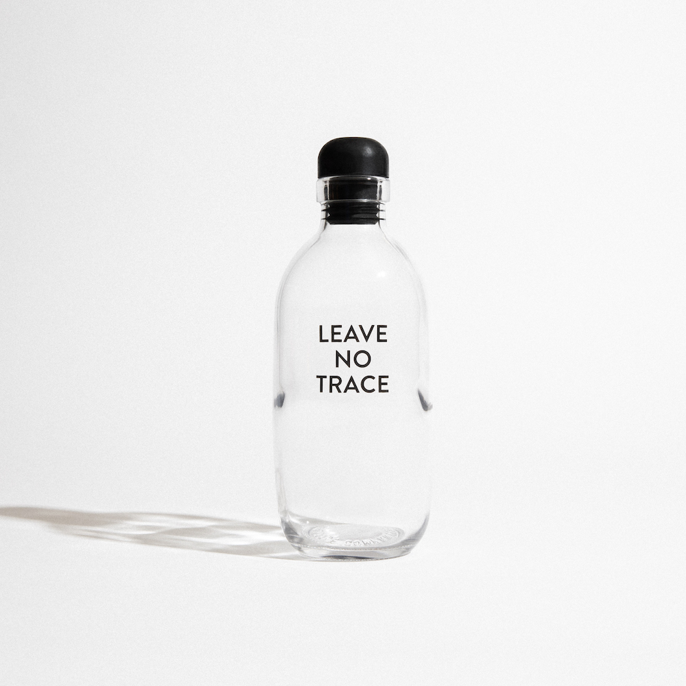 Water Bottle - Leave no trace