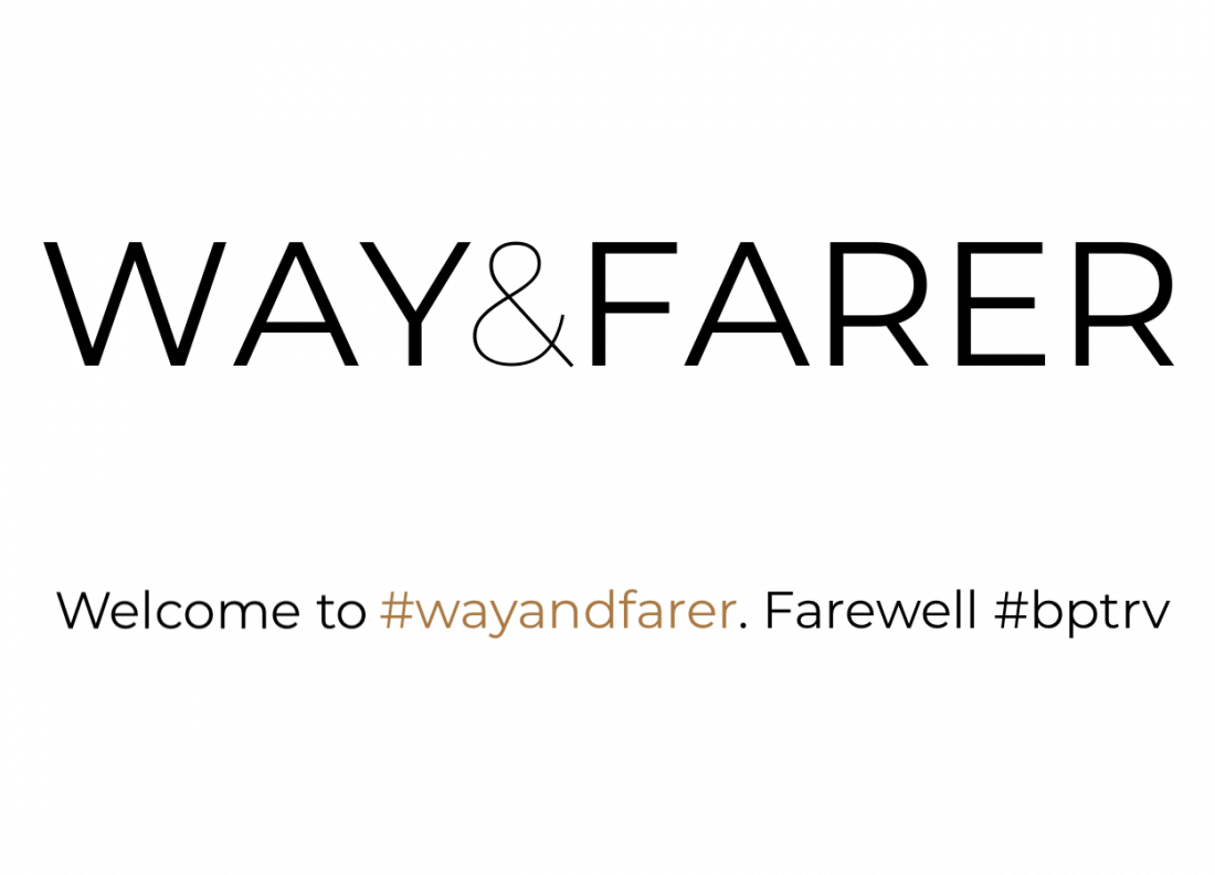Welcome to WAY AND FARER