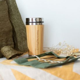 Bamboo Sustainable Reusable Coffee Cup