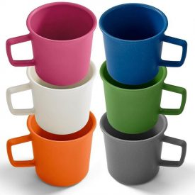 Biodegradable Camping Mug Set