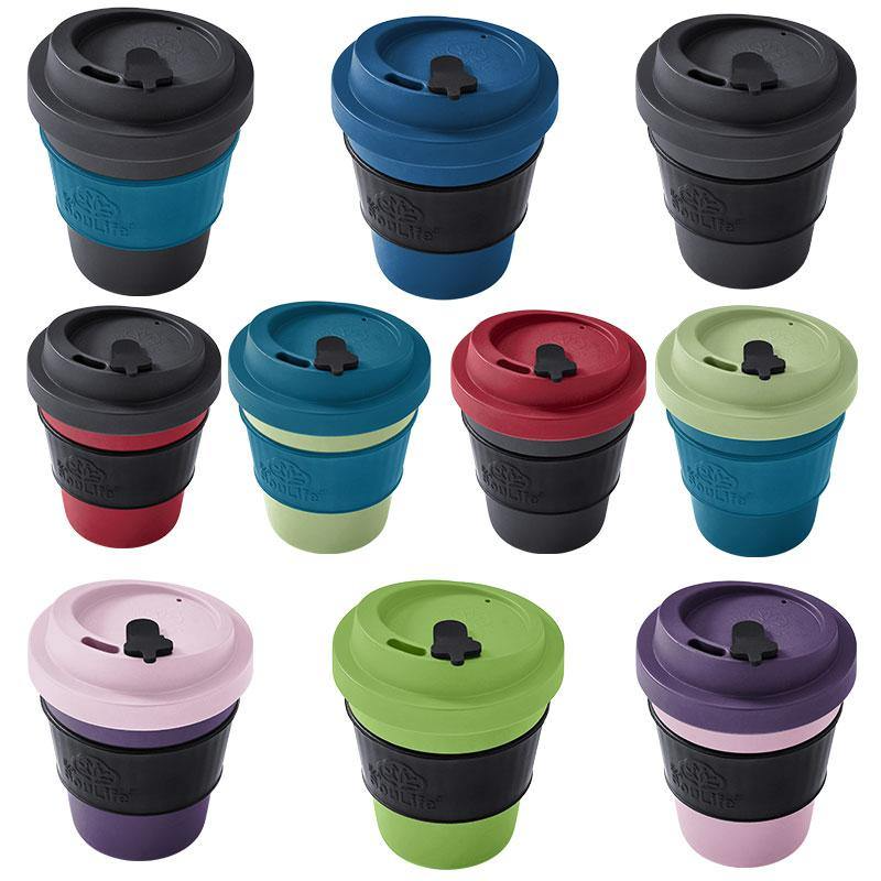 Biodegradable Coffee Cup Set Small