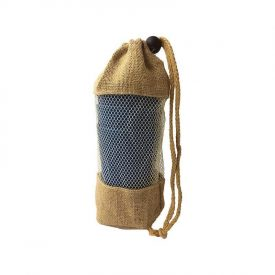 biodegradable reusable camping cup set in bag