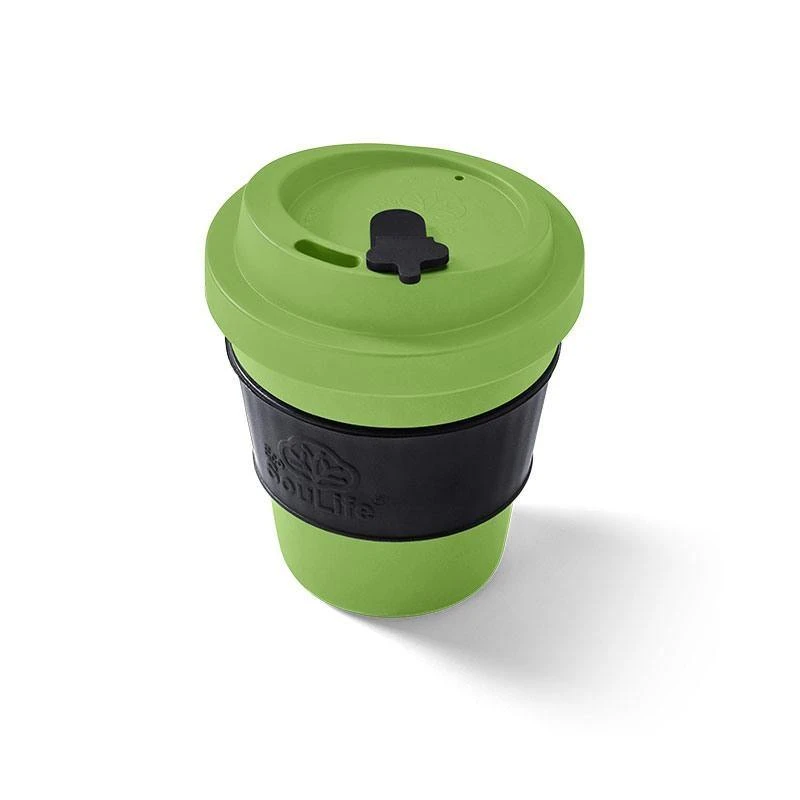 Green Small Eco Travel Cup