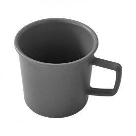 Grey Biodegradable Camping Mug