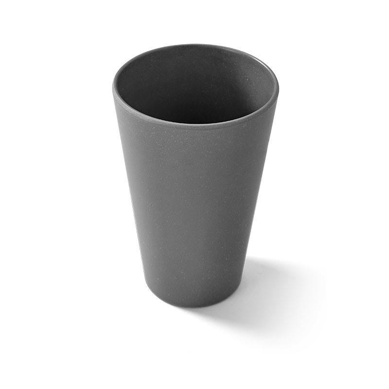 Large Charcoal Bio Cup