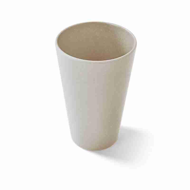 Large Cream Bio Cup