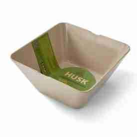 Large Rice Husk Bowl