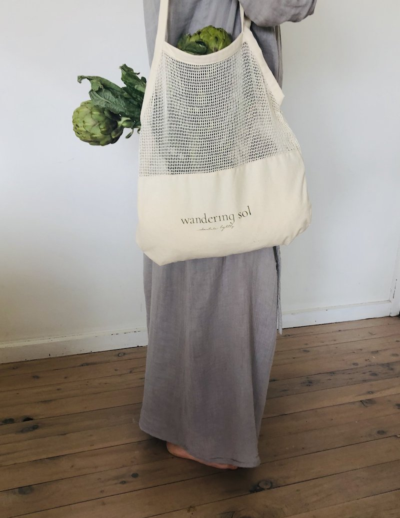 Certified Organic Produce Bag