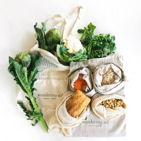 Certified Organic Produce Bags Collection