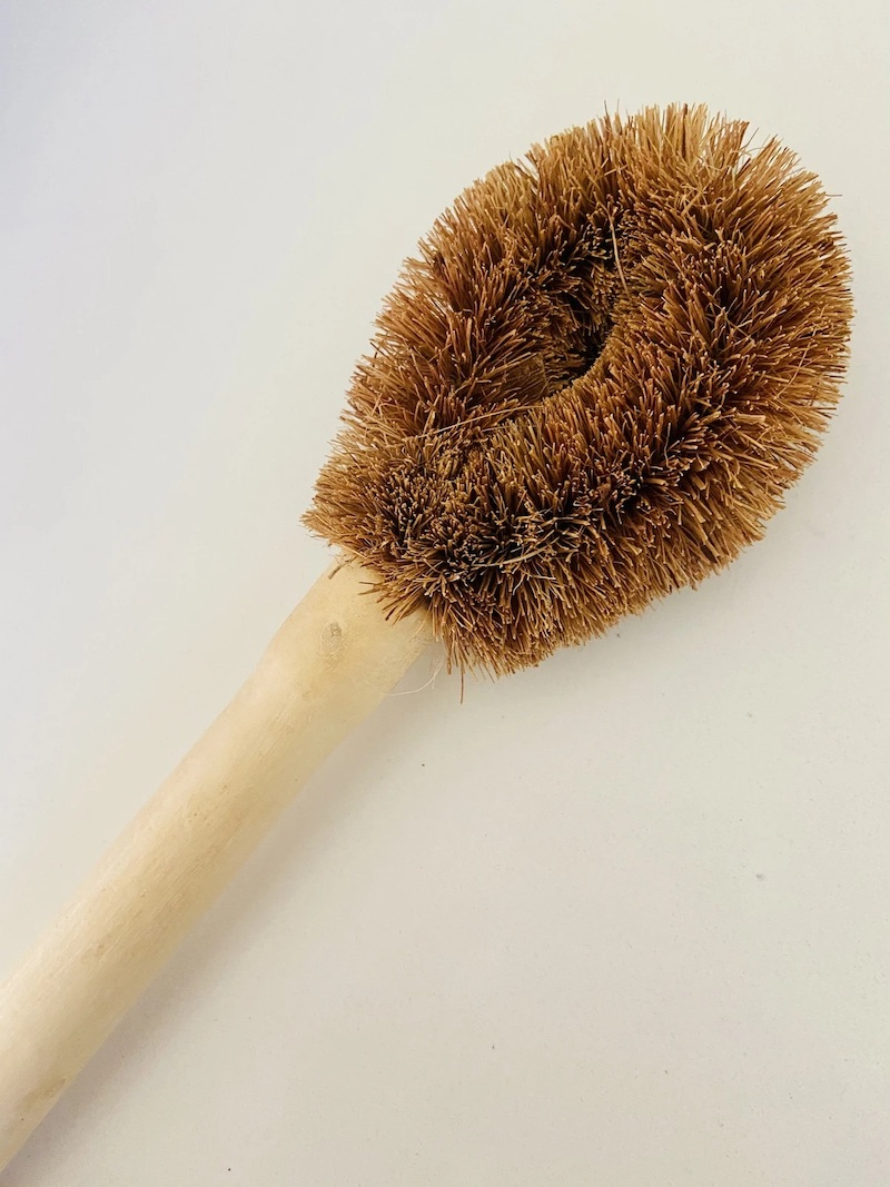 Eco Coconut Fibre Brush