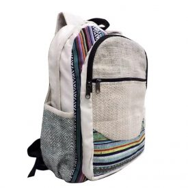 Eco Friendly Hemp Backpack