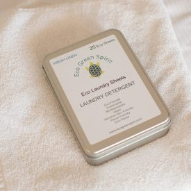 Eco Laundry Detergent Sheets