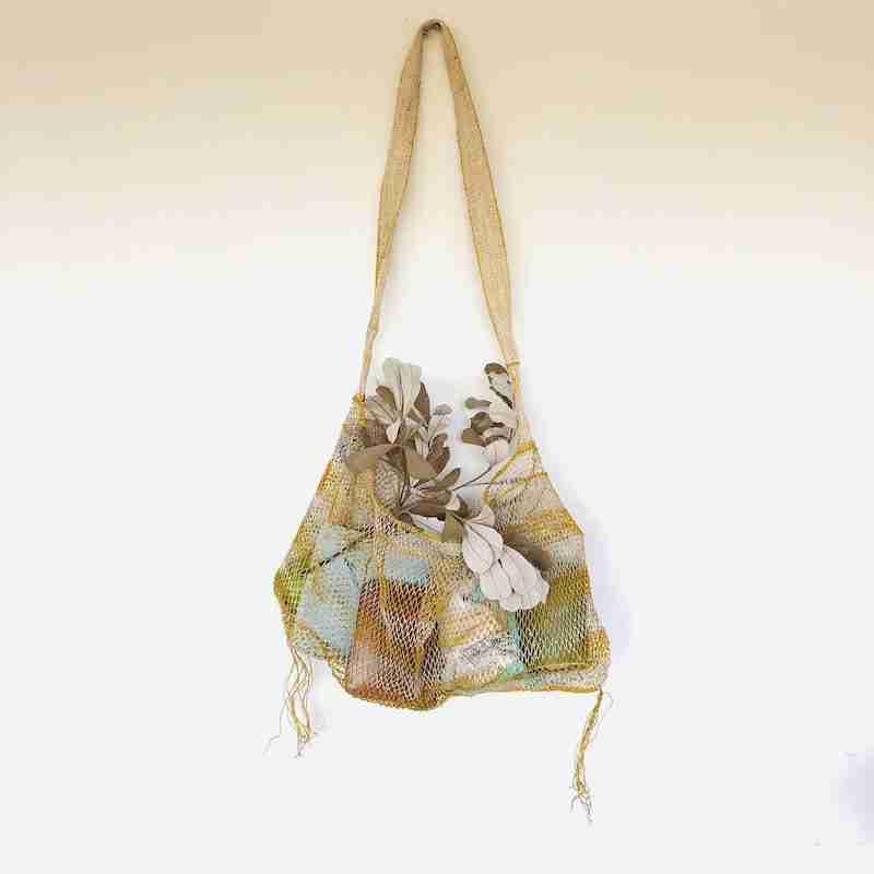 Handmade Vine Shopping Bag