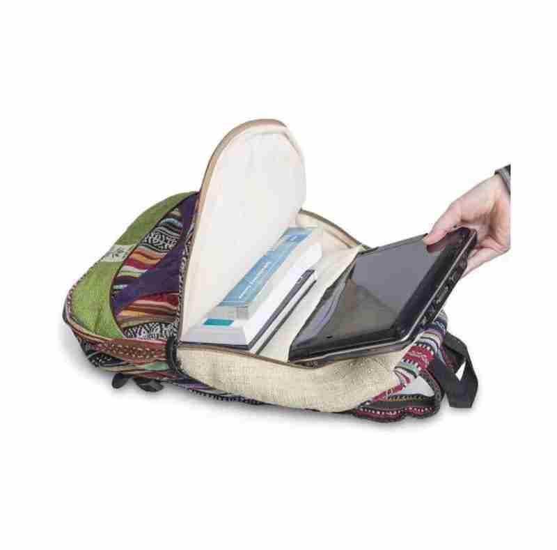 Hemp Backpack