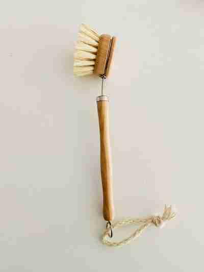 Long Handled Eco Pot Brush