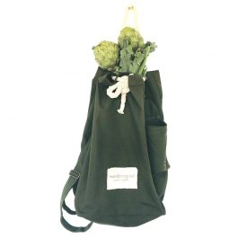 Recycled Canvas Backpack