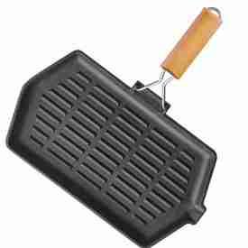 Cast Iron Griddle Pan 1