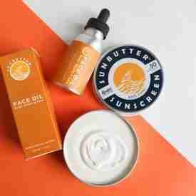 Face Oil & Sunscreen Duo - Original