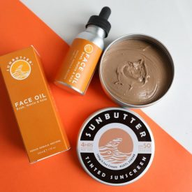 Face Oil & Sunscreen Duo - Tinted