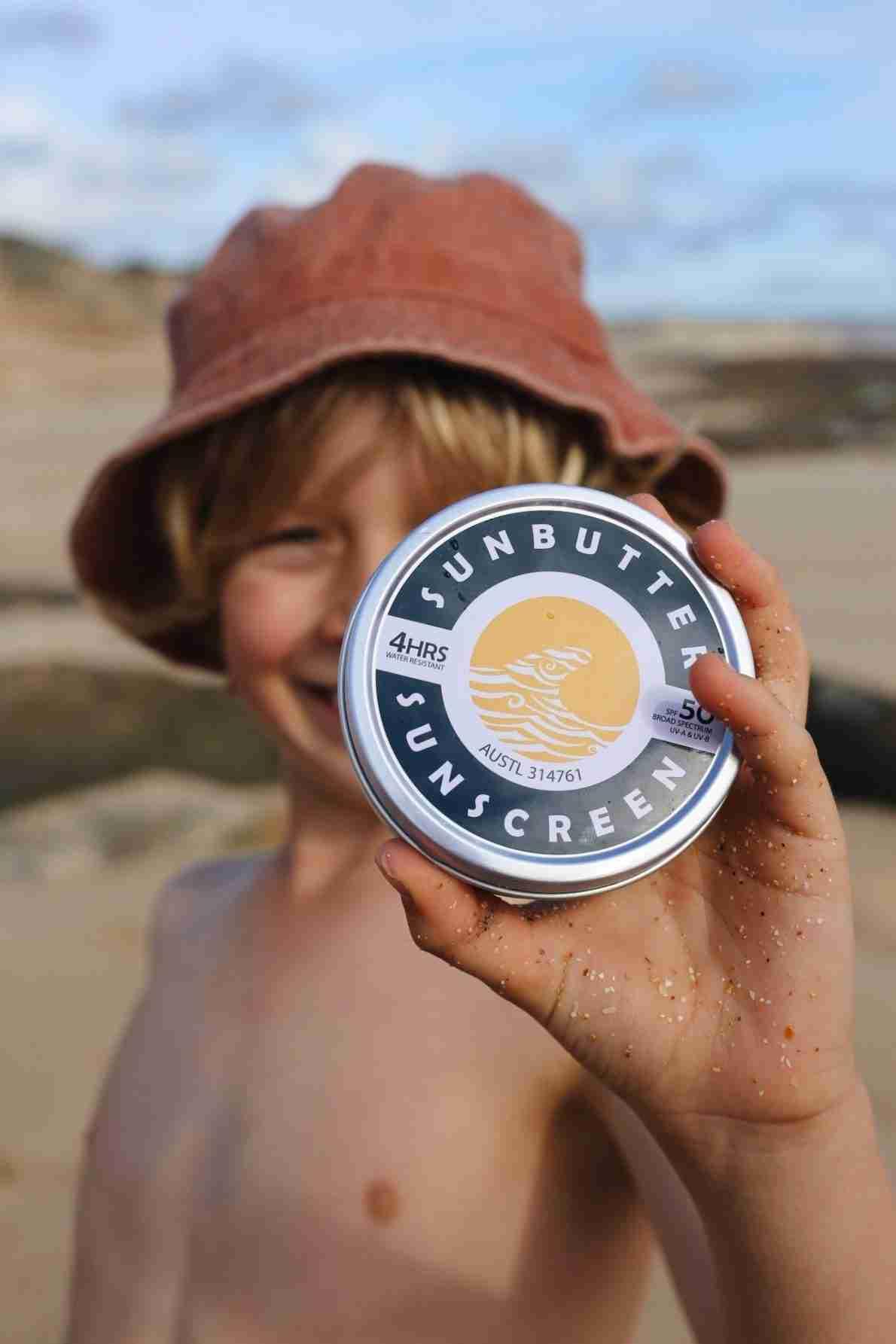 Sunbutter Sunscreen 1