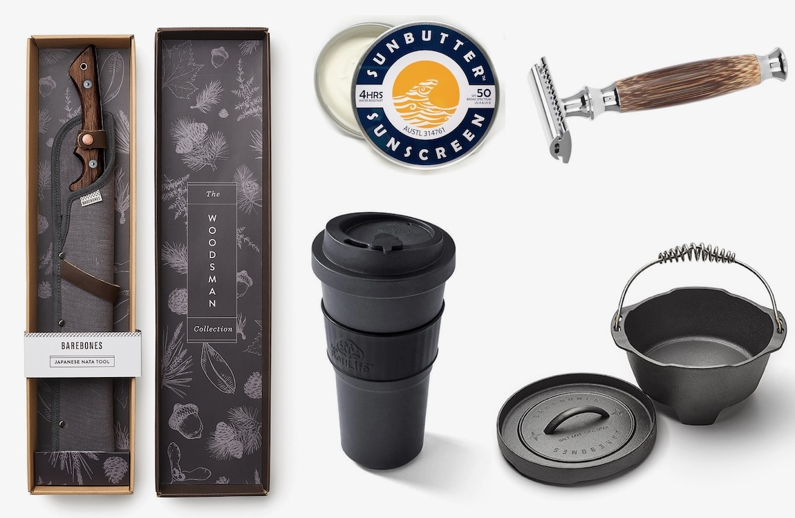 WAY AND FARER SUSTAINABLE FATHERS DAY GIFT IDEAS