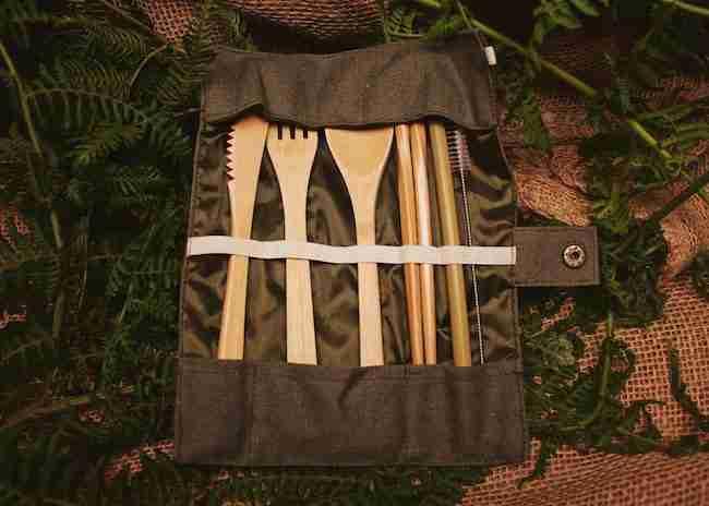 Cutlery Set Photo Shoot
