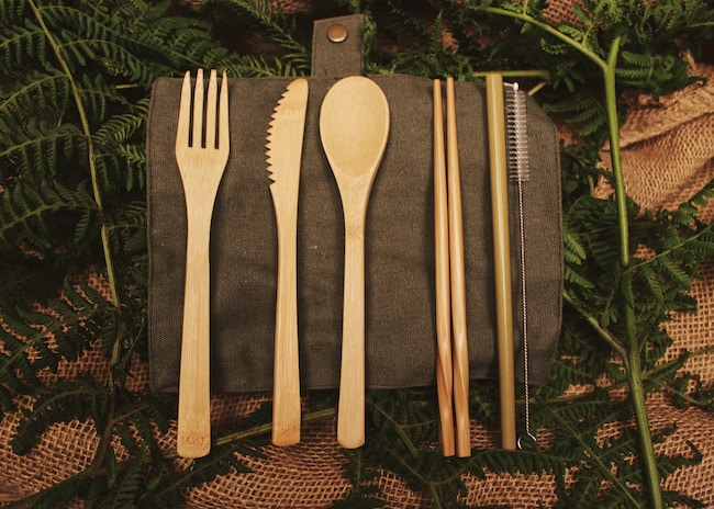 Cutlery Set for Photo Shoot