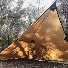 Canvas Cloth Shelter